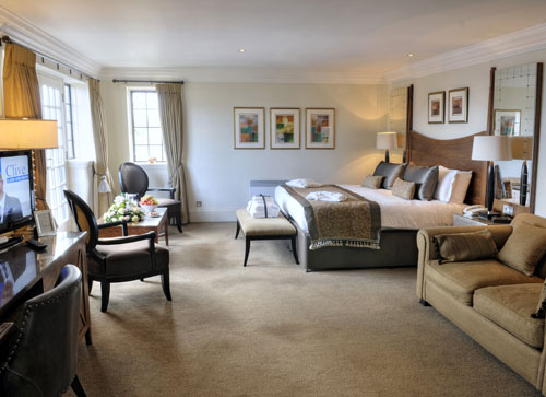 One of our Main House Executive rooms