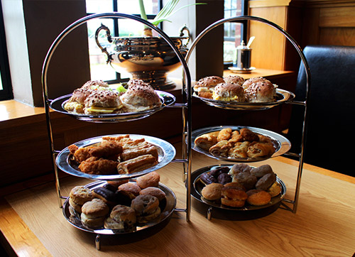 Our Afternoon Tea Stands