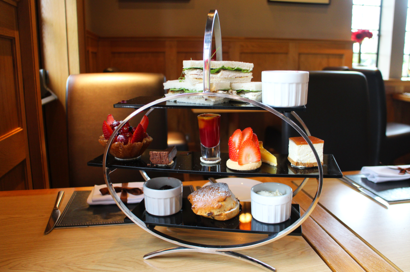 Our delicious Afternoon Tea Stands are truly indulgent.